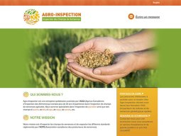 Agro inspection